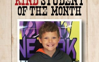 Collier Named First Texas Roadhouse/Guess Foundation Kind Student of the Month
