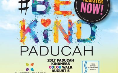 2017 Kindness Color Walk Goes Regional